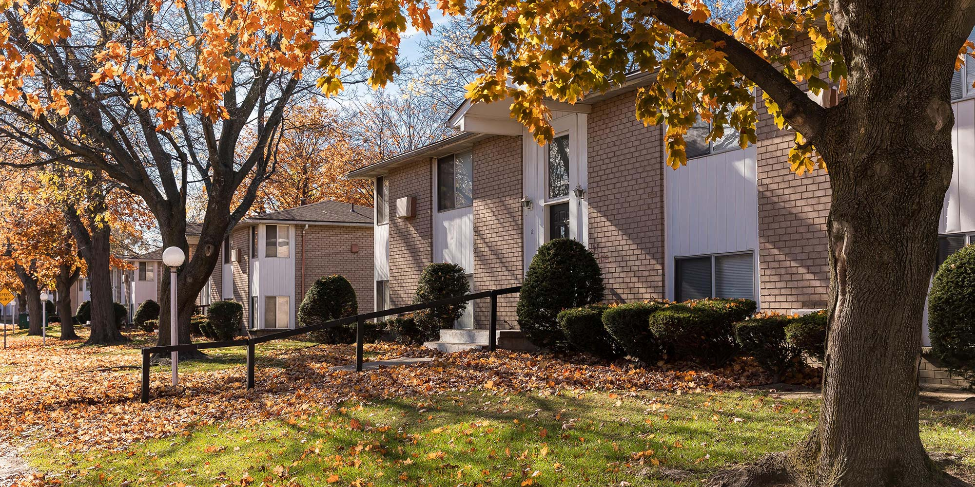 Presidential Estates features and amenities in Rochester NY